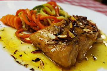 Restaurant low food Sapore Trattoria Corvina sapore