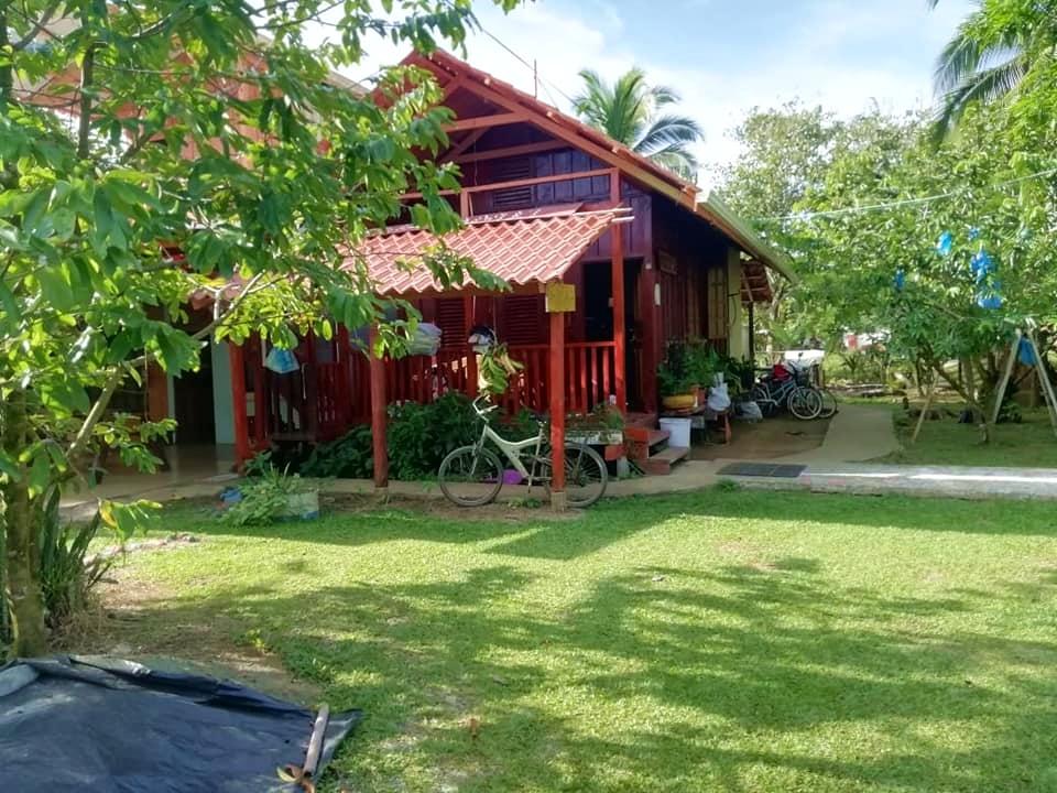 projet Kaniki Gandoca maison