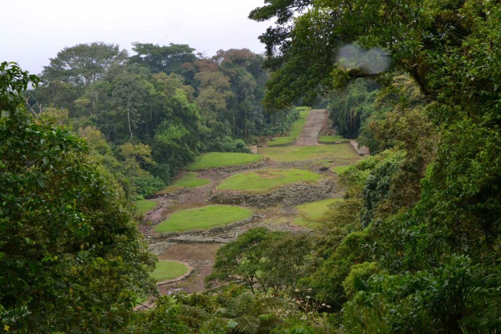 Monument national Guayabo