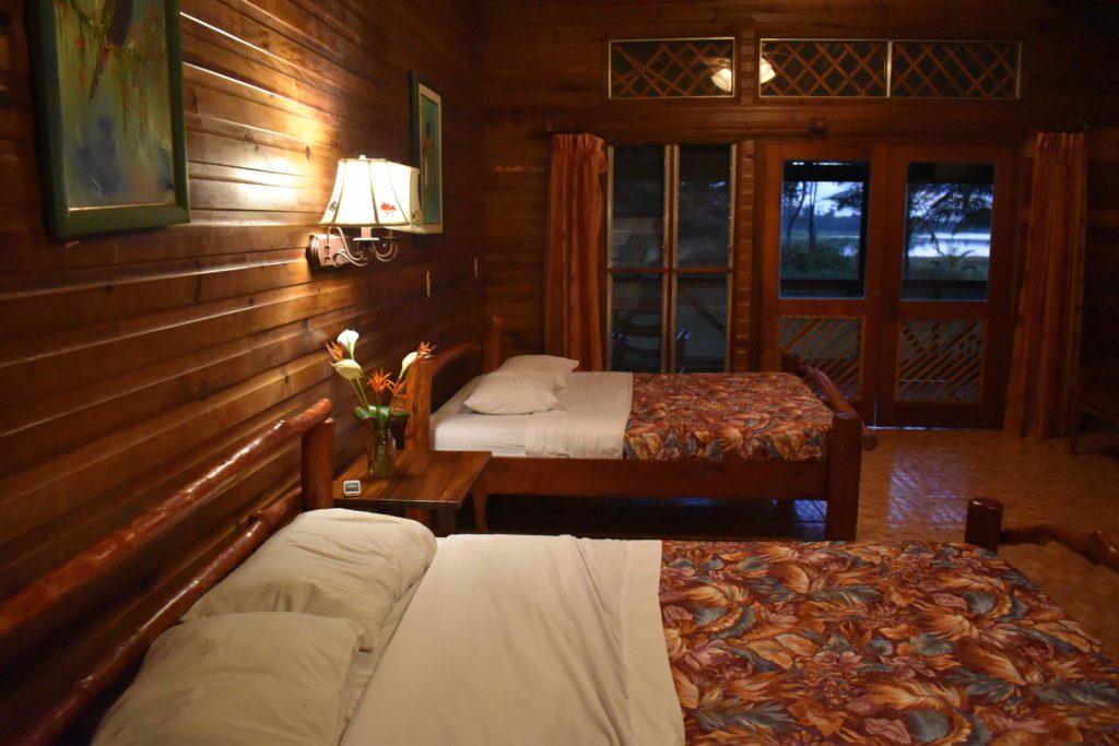 Chambre Rio Indio Lodge