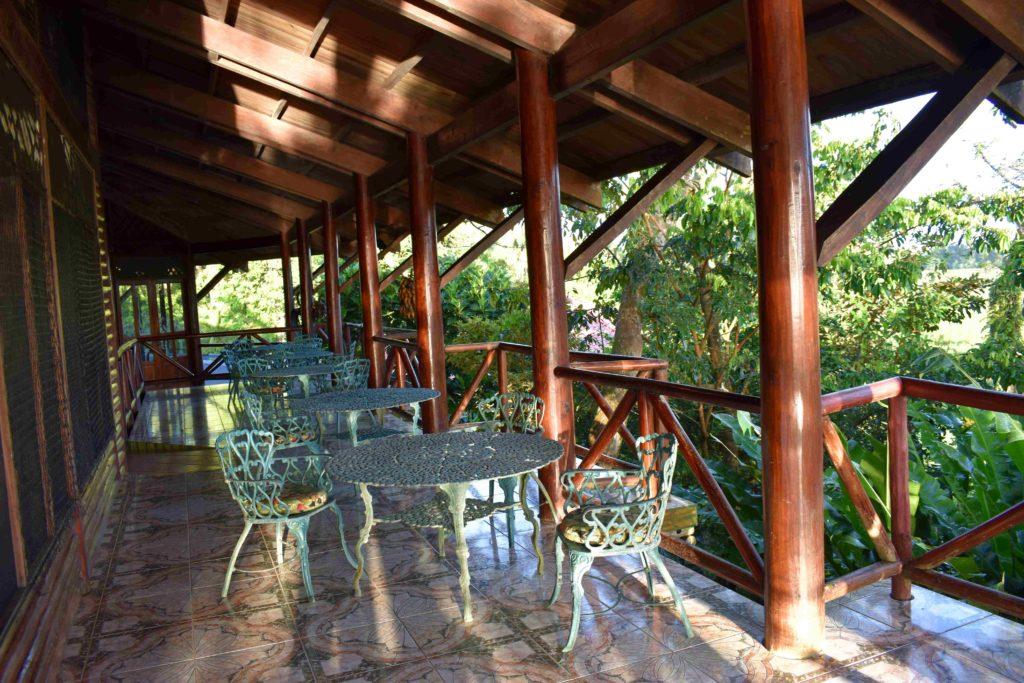Restaurant Rio Indio Lodge